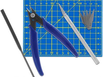 Messer und Schneidunterlagen